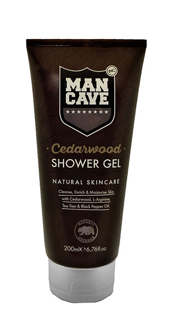BODY CARE CEDARWOOD shower gel