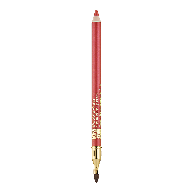 Double Wear Stay-in-place lip pencil 01-pink
