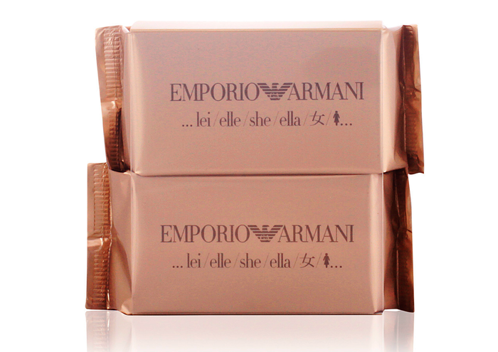 Set Emporio Armani She DUO