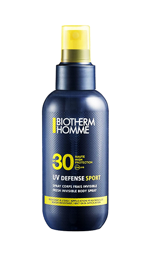 HOMME UV DEFENSE SPORT BODY SPF 30
