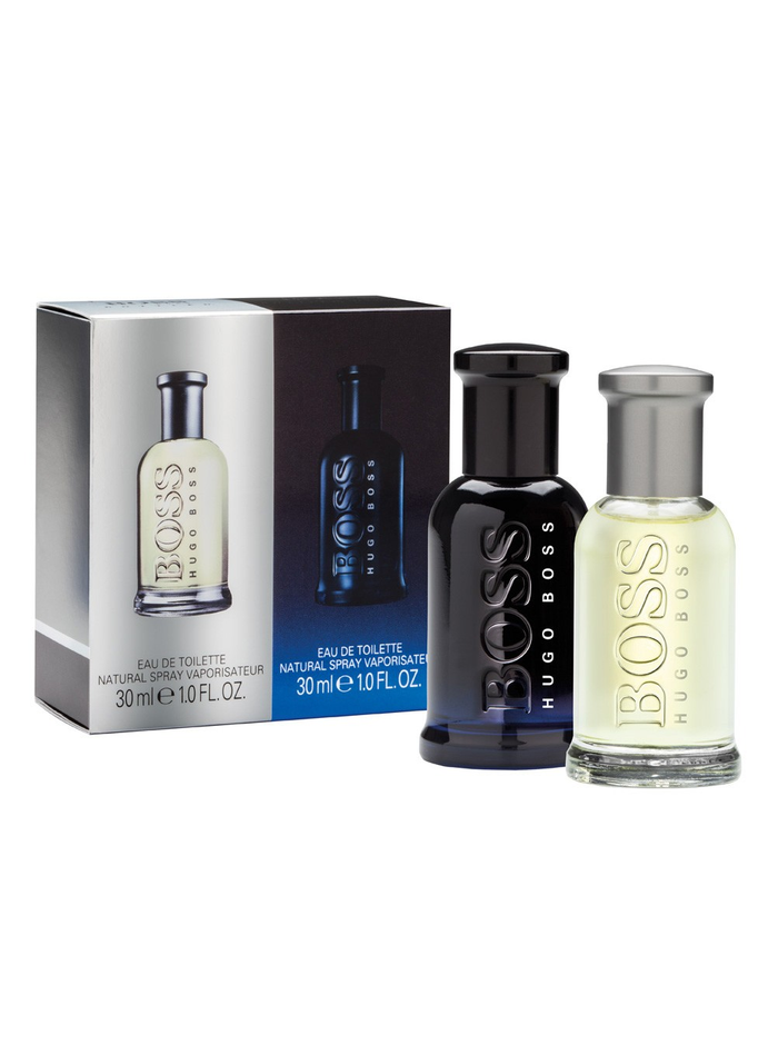 Set Man Boss Bottled Night 2 Pcs