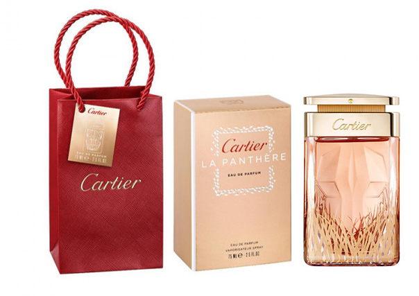 La Panthère Cartier Edp limited edition