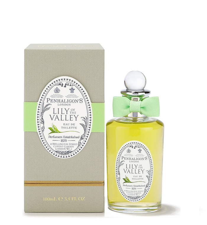 Lily Of The Valley Eau de Toilette 100 ML