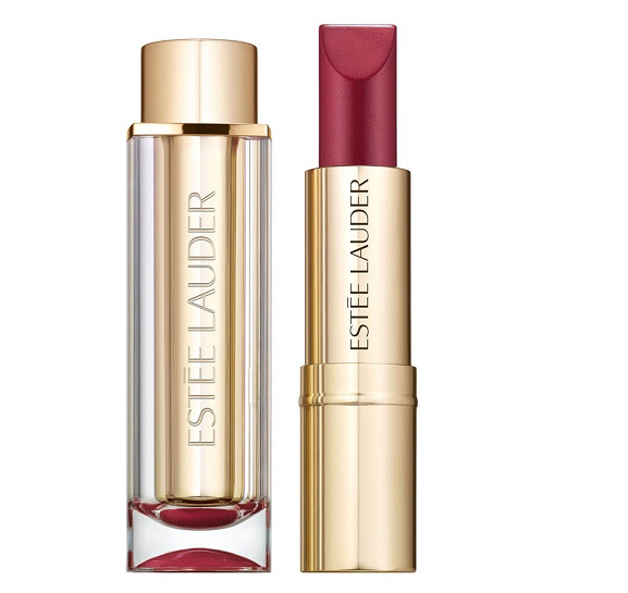Lipstick Pure Color love Ripped Raisin Shimmer Pearl