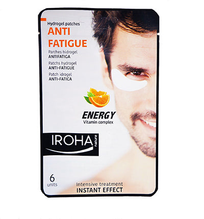 Mann Eye Patches anti-fatigue - IROHA NATURE