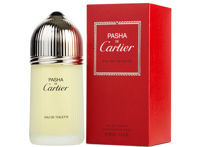 Pasha Cartier Edt