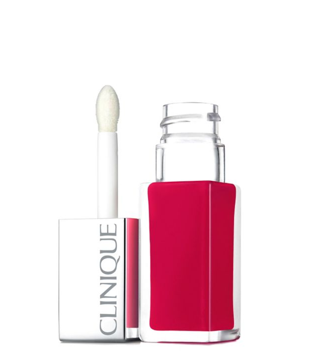 Lipstick Pop Lacquer Lip Colour + Primer
