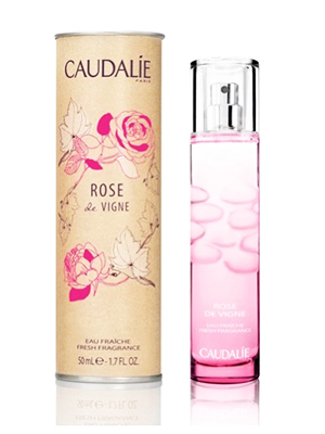 ROSE DE VIGNE fresh fragance