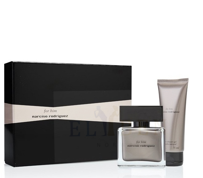 Set For Him Narciso Rodriguez (2 pcs)