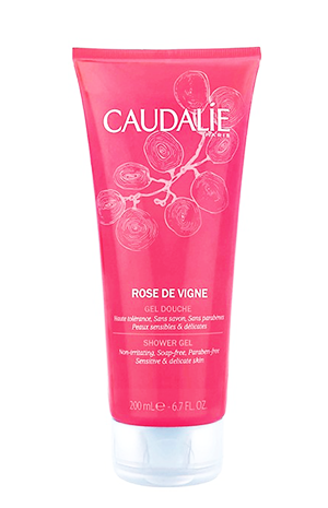 ROSE DE VIGNE shower gel