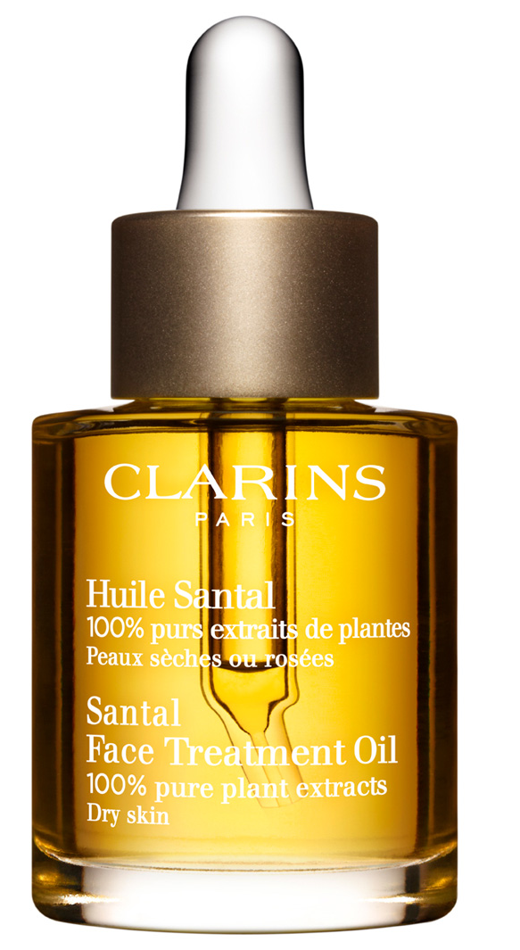 Santal Face Treatment Oil for Dry Skin