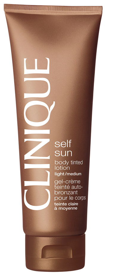 Self-Tanning Body Tinted Lotion Light/Medium