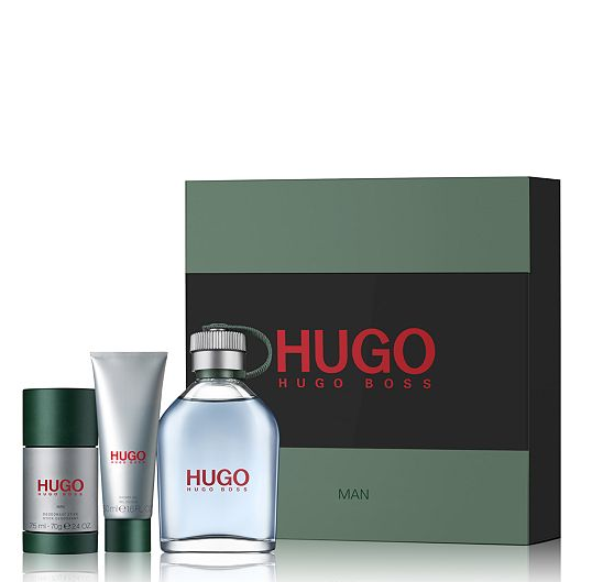 Set Hugo Boss (3 pcs)
