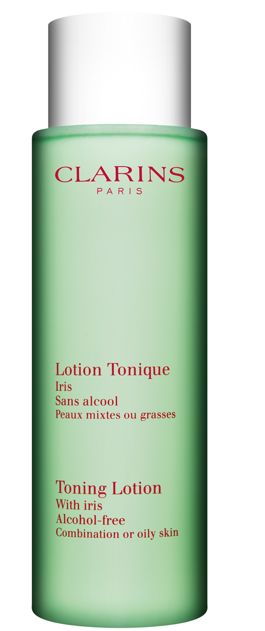 Toning Lotion With Iris Combination/Oily skin
