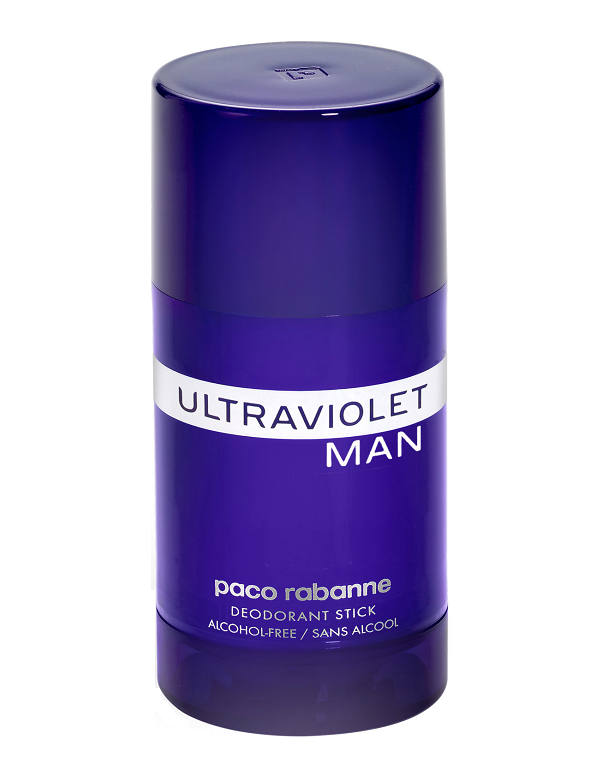 ULTRAVIOLET MAN deodorant stick 75 ml