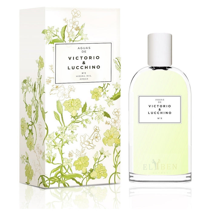 Nº 3 IRIS LUMINOUS  EDT 150 ml