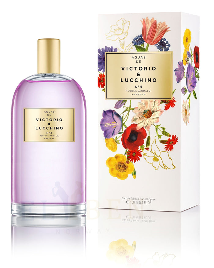 Nº 4 IMPERIAL PEONY EDT 150 ml