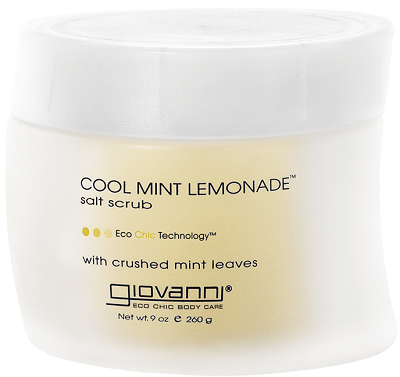 Giovanni Organic Salt Scrub  Cool Mint