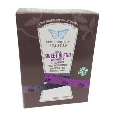 Trim Healthy Mama Super Sweet Blend 100 Packs