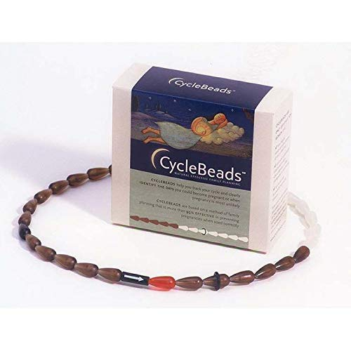 CycleBeads, Helps a Woman Track her Cycle with a Color-Coded String of Beads and Clearly Identify The Days When Pregnancy is Most Likely