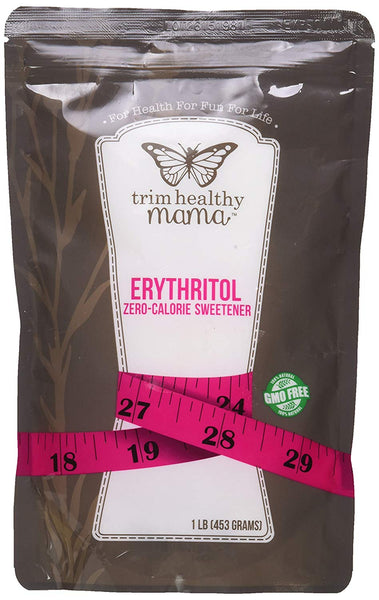 Trim Healthy Mama Erythritol Natural Sweetener 1 lb