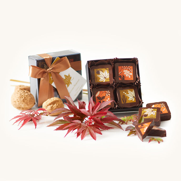 Recchiuti Chocolate Gifts - Autumn Thanksgiving Chocolates
