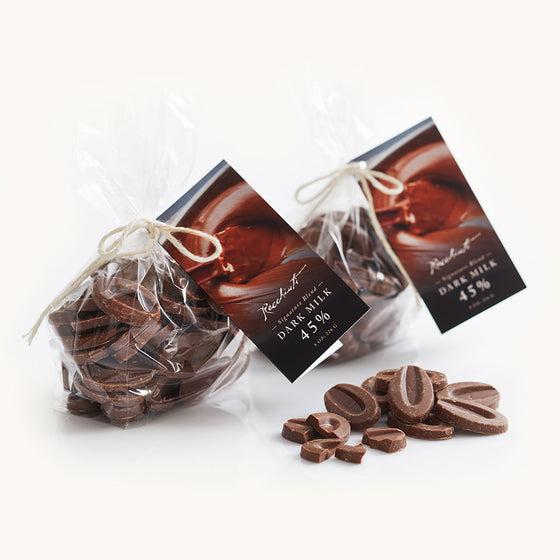Recchiuti 45% Dark Milk Baking Chocolate