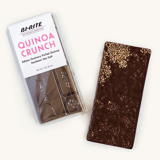 Quinoa Crunch Bar