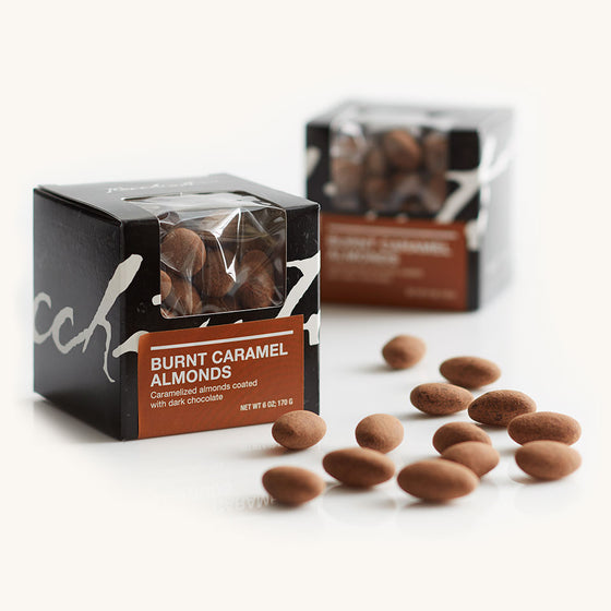 Recchiuti Burnt Caramel Almonds