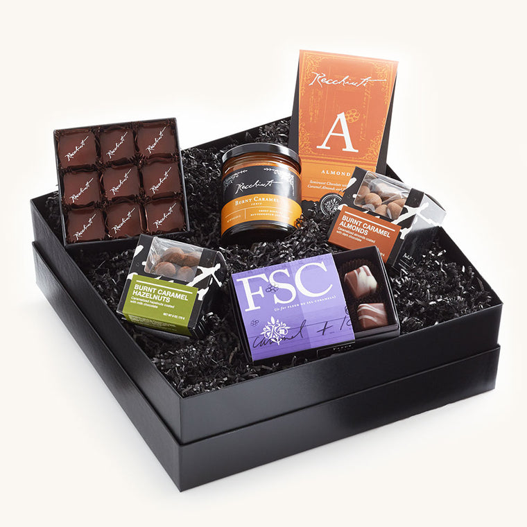 Recchiuti Burnt Caramel Compulsion Gift Box