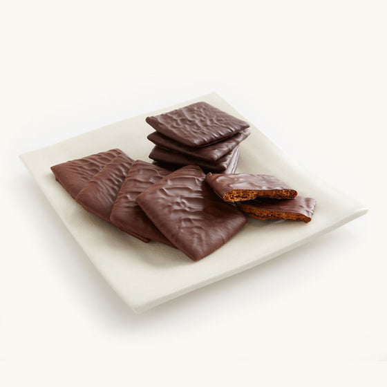 Recchiuti Chocolate Covered Graham Crackers