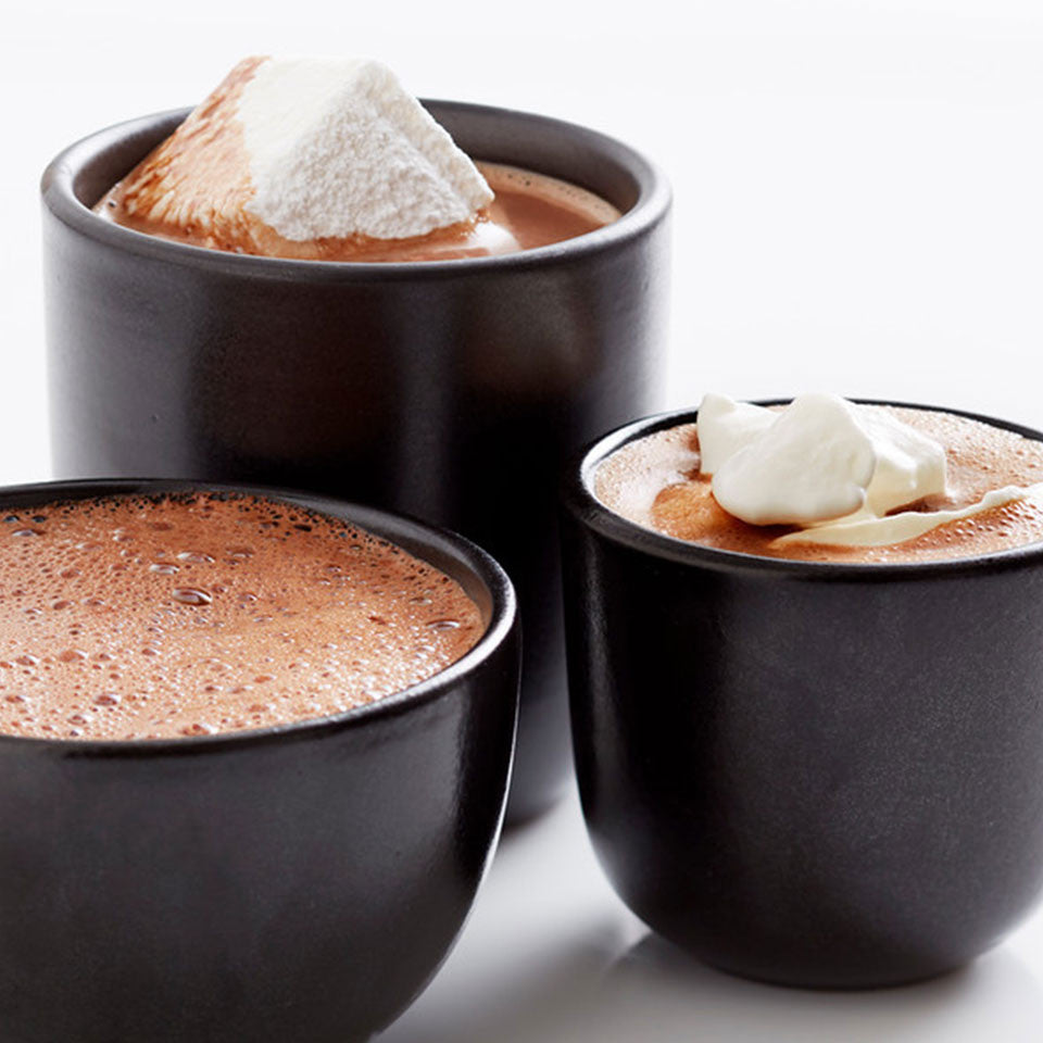 049304ac40c0 Dark Hot Chocolate - Recchiuti Confections