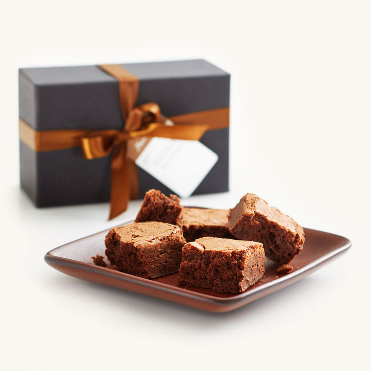 Recchiuti Fudge Brownie Gift Box
