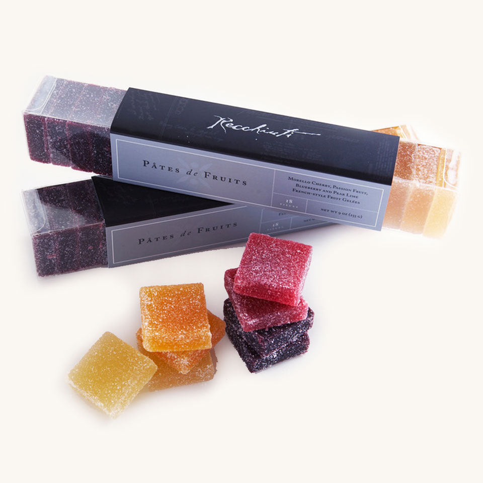 Recchiuti Confections Pates de Fruits