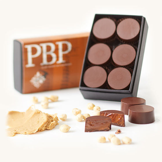 Recchiuti Peanut Butter Puck - Best Chocolate and Peanut Butter Combo