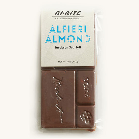 Recchiuti Chocolate Bars - Alfieri Almond