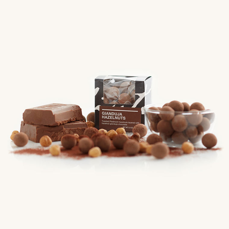 Recchiuti Confections - Gianduja Chocolate Hazelnut