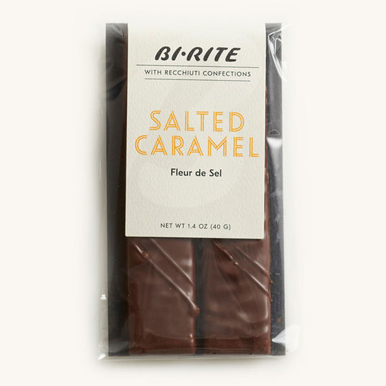 Recchiuti Chocolate Bars - Salted Caramel