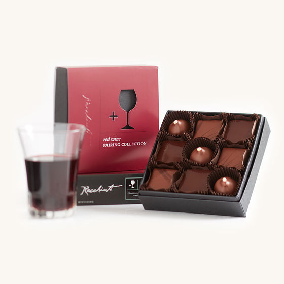 Recchiuti Confections Red Wine Pairing Truffles