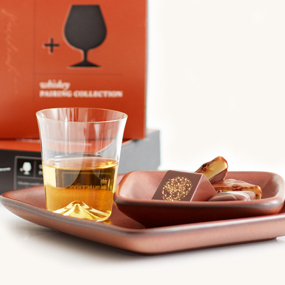 whiskey pairing collection recchiuti confections
