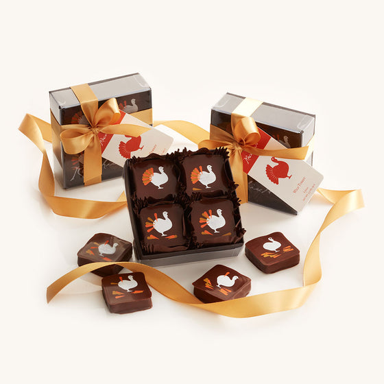 Recchiuti Confections - Thanksgiving Chocolate Truffles