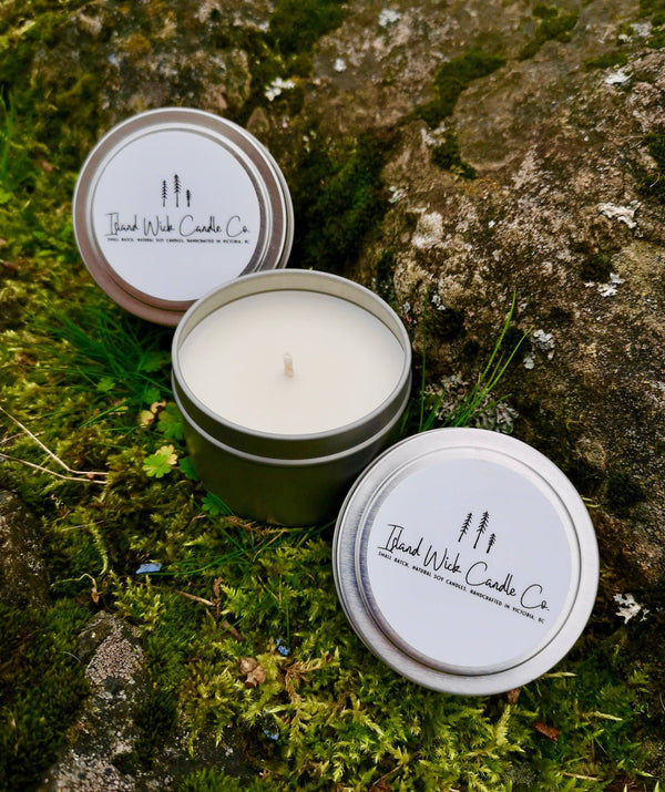 Island Wick Candles - West Coast Mamas