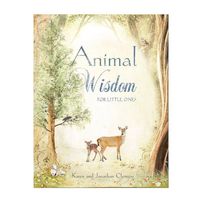 Animal Wisdom for Little Ones - Book