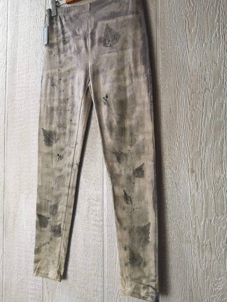 Plant Dyed Leggings by Emberley Boutique