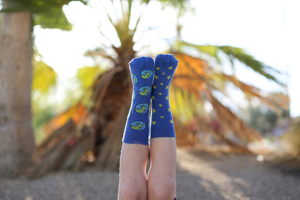 Ethically Made Mismatched Socks - Kids