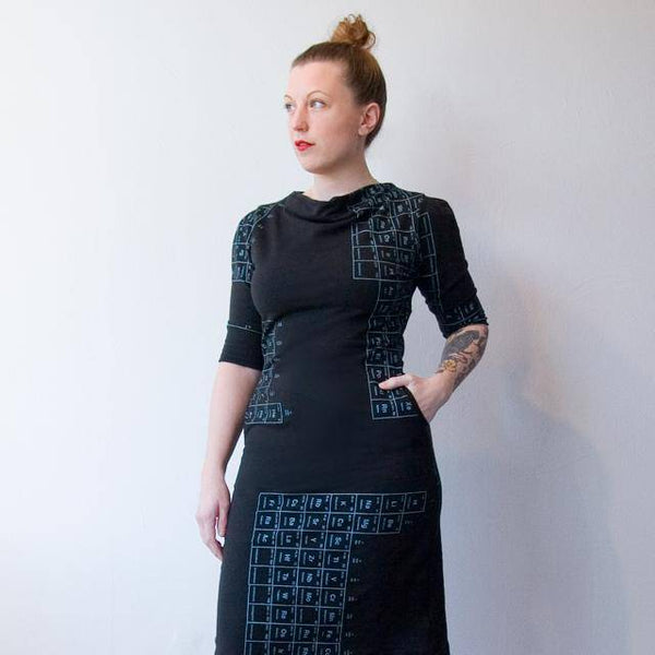 Point Grey Dress by Smoking Lily