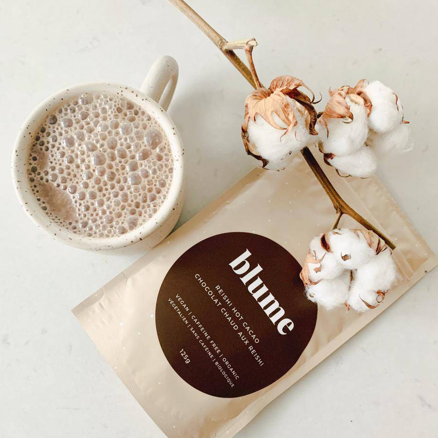 Blume Reishi Hot Cacao Blend