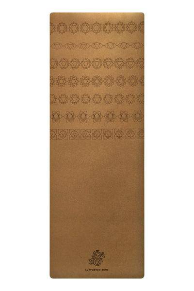 Supported Soul Cork Yoga Mat
