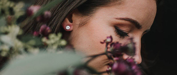 Wander Studs by Loops Jewellery