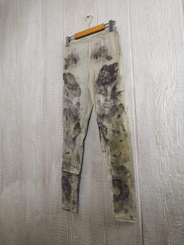 Plant Dyed Leggings by Emberly Boutique